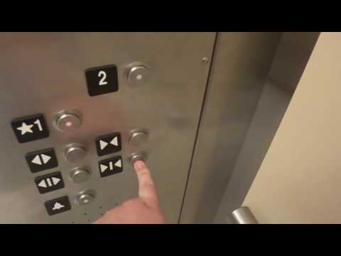 Schindler Hydraulic Elevator @ the former Sports Authority Bayshore Town Center - HD Take
