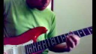 pee wee gaskin-tatiana (guitar cover)