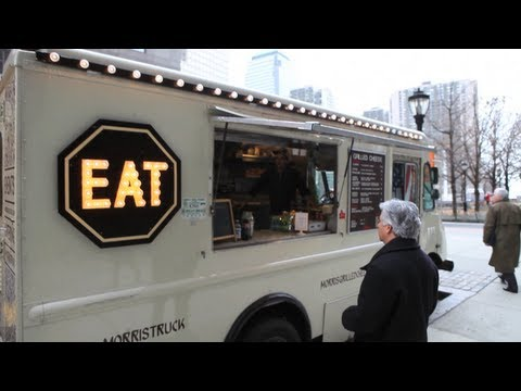 T+E Magazine: The Morris Grilled Cheese Food Truck (New York, NY)