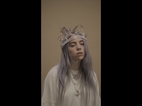 Billie Eilish - you should see me in a crown (Vertical Video)
