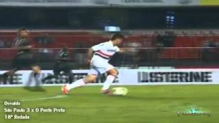 Top 20 • Gols Mais Bonitos • Brasileirão 2012