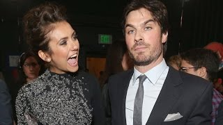 10 Things About Nina Dobrev and Ian Somerhalder's Relationship
