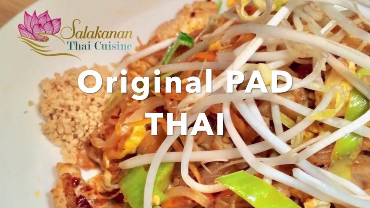 Thai Tube Salakanan Thai Cuisine