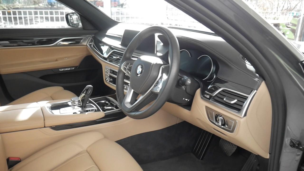 2016 BMW 740 ld XDrive  YouTube