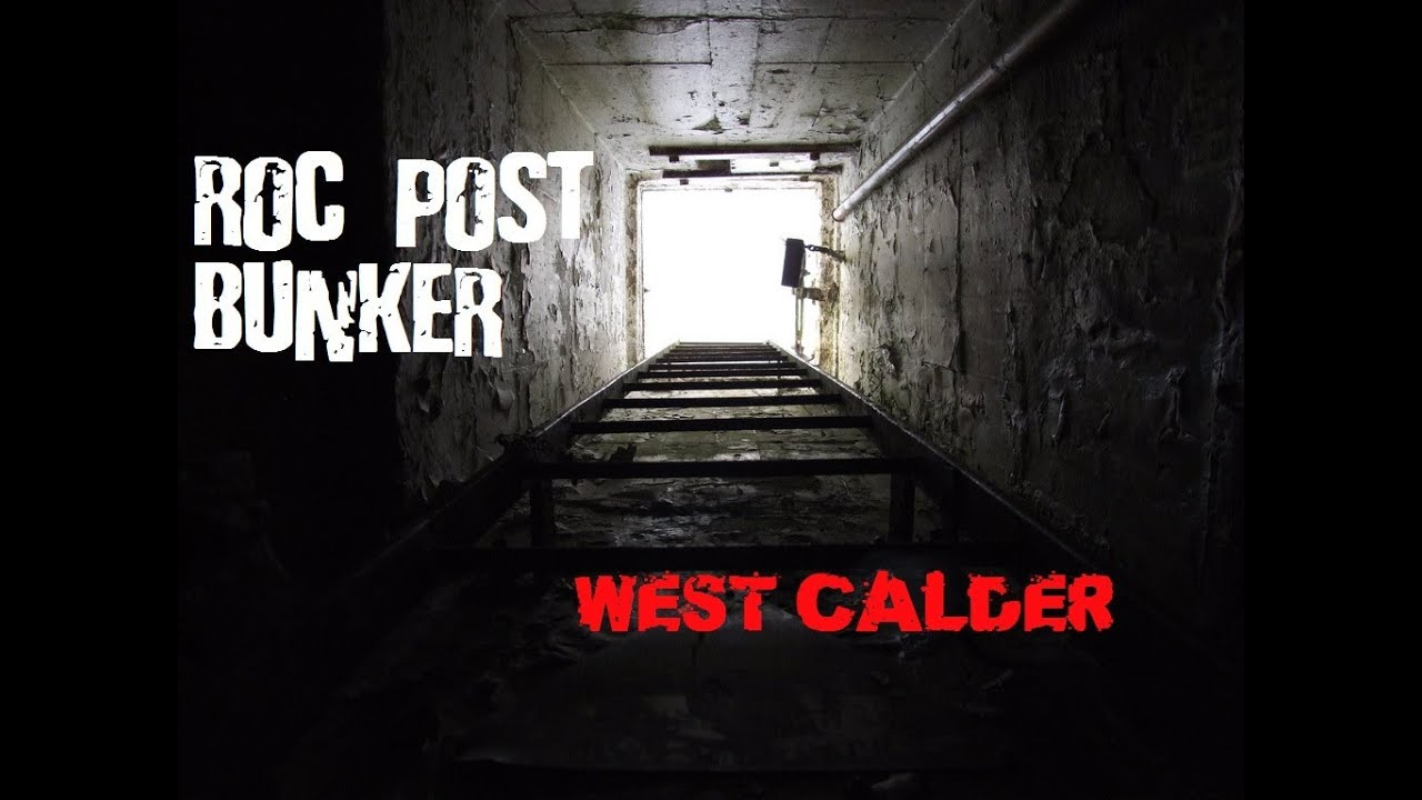West Calder ROC Post, West Lothian