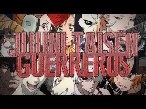 Guerreros De Juuni Taisen Rap - BenderCat