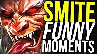 NEW SMITE FEATURE FOR SEASON 5! - SMITE FUNNY MOMENTS