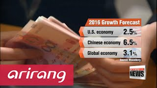 Financial institutions forecast gloomy global growth for 2016