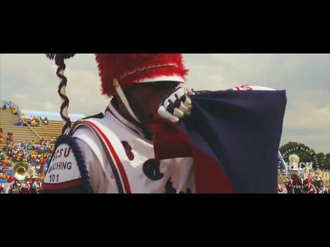 Halftime Show - South Carolina State Marching Band 2017