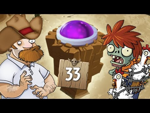 Plants vs. Zombies 2 - Big Bad Butte: Master it!
