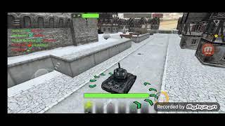 как выиграть в игре танки онлайн в режиме захват флага использовать рельсу и хорнет