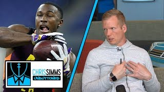 Devin White on LSU career, 2019 NFL Draft | Chris Simms Unbuttoned | NBC Sports