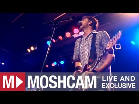 Hot Water Music - Free Radio Gainesville | Live in Sydney | Moshcam