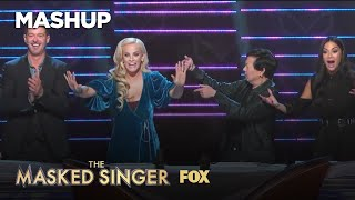 The Masked Singers Revealed | Season 1 | THE MASKED SINGER