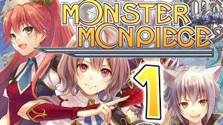 Genkai Tokki Monster Monpiece