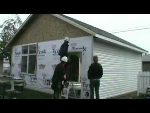 Installing Siding On A Garage 25x Sd You