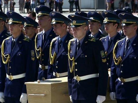 Bodies of Malaysia Jet Victims Leave Ukraine