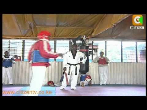 Taekwondo all Africa Games