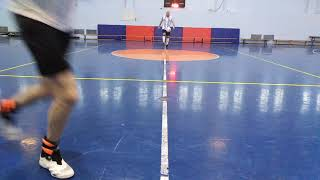Тренировка по мини футболу 5 января 2021 г