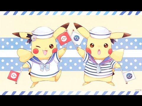 【Pokémon】Pikachu Song『Little Butterfly Remix』