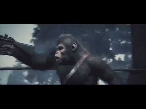 Planet of the Apes: Last Frontier -  Trailer   PS4