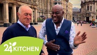 Len ve Ainsley'nin Büyük Yemek Macerası Tanıtım