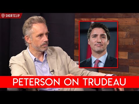 "Jordan Peterson to Justin Trudeau ""You weasel"""