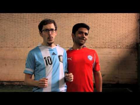 El nuevo  manual argentino-chileno para ganar la Copa América