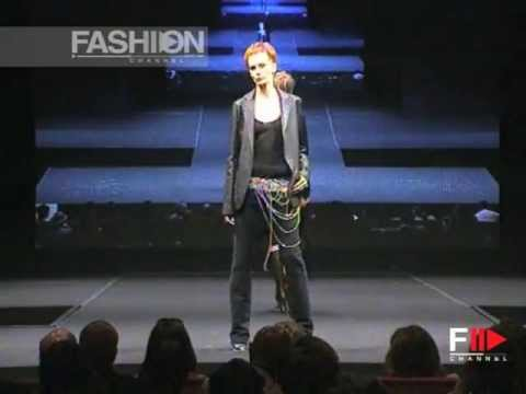 "Fashion Show ""Krizia"" Haute Couture Women Autumn Winter 2003 2004 Rome 4 of 5"