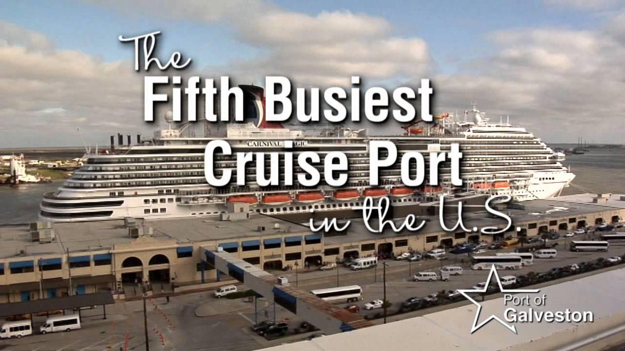 Port Of Galveston Gateway To The Gulf Youtube