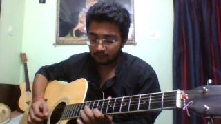 Meri Kahani(Atif Aslam) - Guitar Cover | with solo