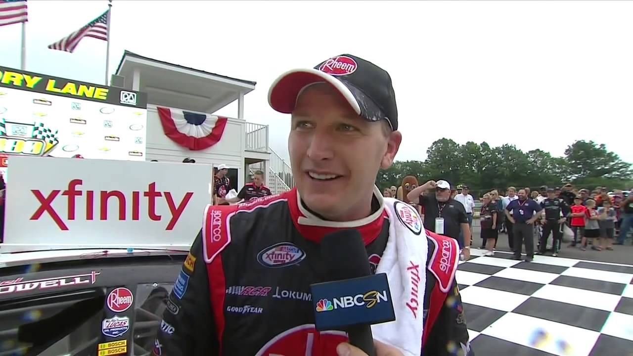Michael McDowell Wins at Road America (2016) - YouTube