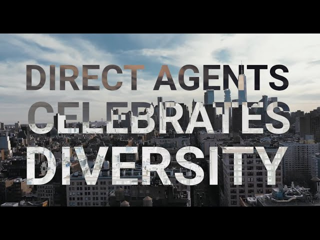 Direct Agents: Celebrating Diversity