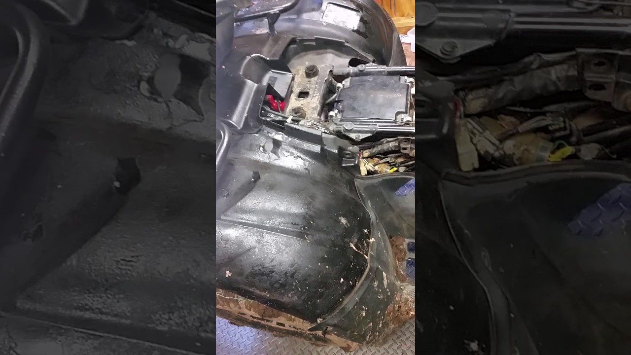 Honda 420 rancher won't shift (24 code)