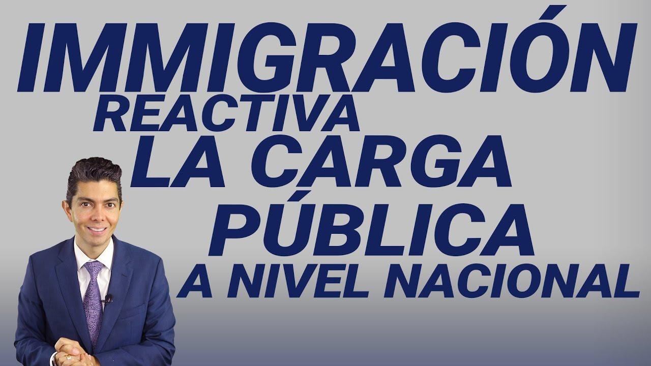 Inmigración reactiva la carga pública a nivel nacional