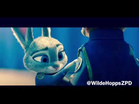 Holdin' Out | The Lumineers Zootopia Edit