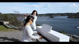 River flows in you + Flute