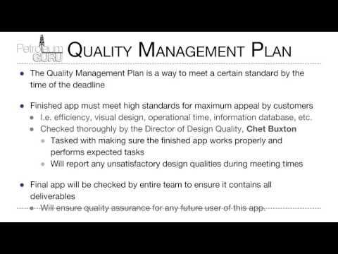 PETE 4998 - Group 43: Project Management Plan