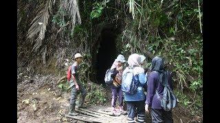 Terokai terowong lombong emas Jeli