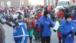 Parade des jouets 2014 à Québec