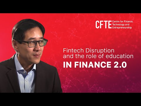 Huy Talks with Vietnamese TV on Fintech Disruption and the role of education in Finance 2.0