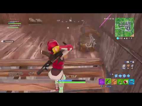 Fortnite // New fortbyte location  // sub to the channel to play!!