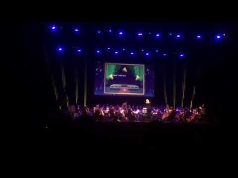 (The Legend of Zelda) Symphony of the Godesses - Stockholm Globe 2015