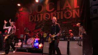 Social Distortion with Jade Jackson March 17, 2017 the Fillmore