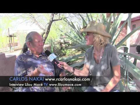 How Carlos Nakai, native American flutist, followed spirit