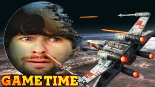 STAR WARS ON THE OCULUS RIFT (Gametime w/ Smosh Games)