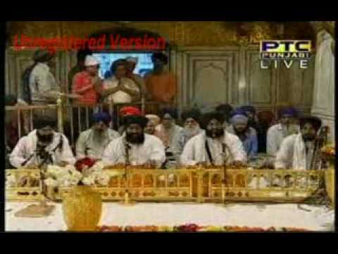 LIVE, SHABAD, KIRTAN,from GOLDEN TEMPLE BY BHAI SUKHBIR