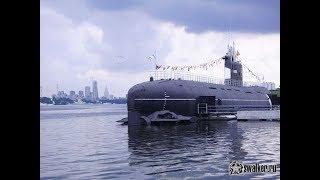 видео Подводная лодка в Москве — музей в Тушино