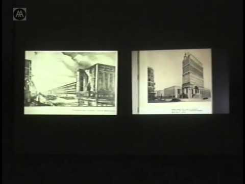 Catherine Cooke - Russia After Socialist Planning: An Audit of the Soviet Urban Legacy - Part 2