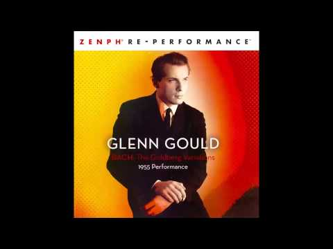 Glenn Gould plays Bach - The Goldberg Variations, BMV 998 (Z